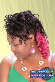 CURLY HAIR STYLES_ from_ TAMEKA WHITE