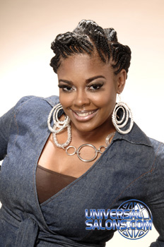 CORNROW HAIR STYLES from Pearl McFarland