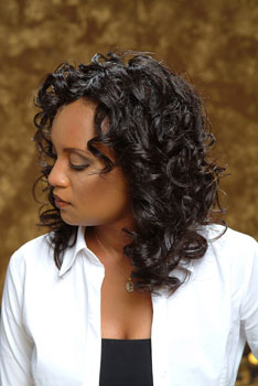 CURLY HAIR STYLES from KATHERINE GRAHAM