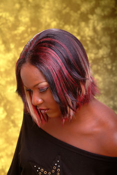MEDIUM HAIR STYLES from`JEROME ALLEN