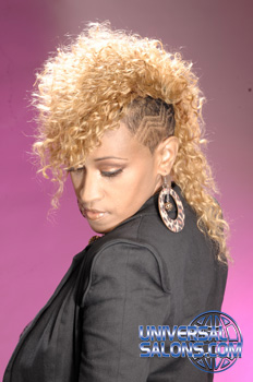 MOHAWK HAIR STYLES_______from______Shontelise Crutch!!!!