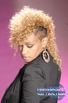 MOHAWK HAIR STYLES_______from______Shontelise Crutch!!!!