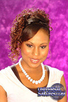 CURLY HAIR STYLES from NAKIA BOYKIN