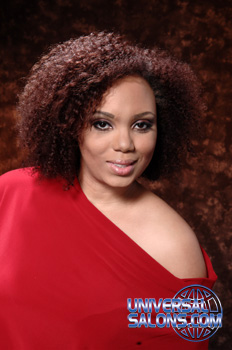 CURLY HAIR STYLES from Shermica Fabers
