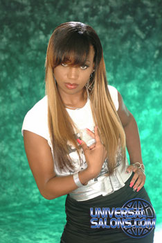 COLOR HAIR STYLES from TARSHA POOLER