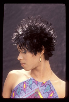 SHORT HAIR STYLES from__ARETHA TURNER..
