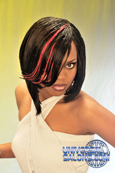 COLOR HAIR STYLES FROM NAKIA BOYKIN