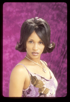 FLIP HAIR STYLES from TRACI JOHNSON