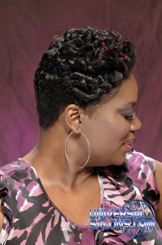 MEDIUM HAIR STYLES from KIMBERLY WINN