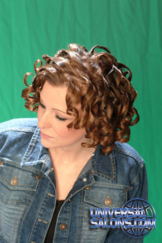 CURLY HAIR STYLES from AMBER GROVE!!