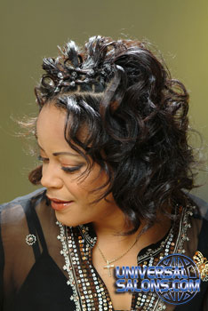 CURLY HAIR STYLES__From__@ELINDA CANDY!!!!