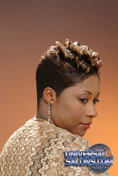 PROFESSIONAL HAIR STYLES____From____@YVONNE HARVEY