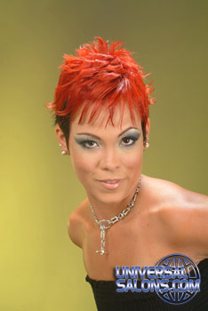 COLOR HAIR STYLES from WILLIAM GUTHRIDGE