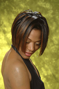 SHORT HAIR STYLES from KARLINE RICKETTS