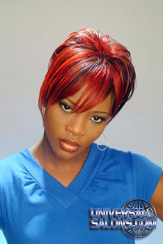 COLOR HAIR STYLES from__CARMELITA HUNTER