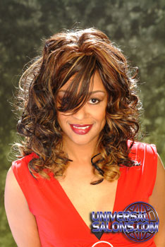 CURLY HAIR STYLES from TONYA WHITEHURST