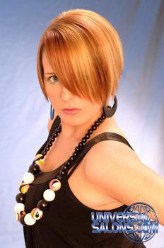 COLOR HAIR STYLES from MELANIE HARRIS