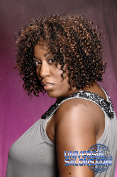 CURLY HAIR STYLES_____from_____YVETTE RANKIN!!!