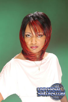 COLOR HAIR STYLES from@AYANNA GRAVES
