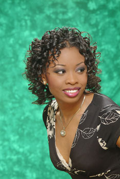 CURLY HAIR STYLES from VELMA WOOTEN
