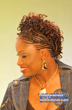 NATURAL HAIR STYLES__ from__JOY FOUNTAIN!!