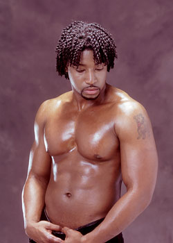 NATURAL MEN_@.. from_CORRINNE EDWARDS