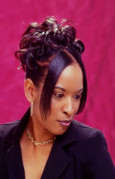 UP DO'S from SHANAE STONER..