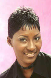 A Short Hairstyle from Jennifer Bolden