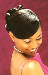 Updo Hairstyle from Niki Artis