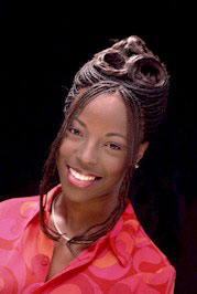 Braids Updo Hairstyle from Megeo