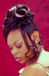 UP DO'S from ANTOINETTE McINTYRE…..