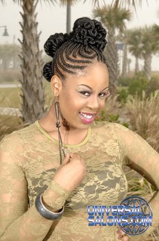 NATURAL HAIR STYLES from Latoya Brown