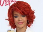 Rihanna's Flirty Yet Sophisticated Do