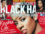 Universal Salons Get's 55 Models Published in the New Issue of sophisticates Black Hair Styles