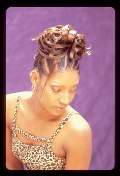 UP DO'S from_KATRESHA CARTWRIGHT