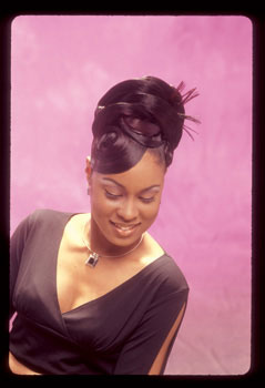 UP DO'S from KATRESHA CARTWRIGHT