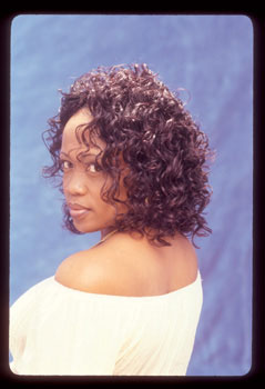 CURLY HAIR STYLES from KATRESHA CARTWRIGHT