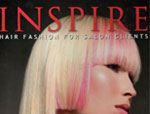 Universal Salons Gets 9 Models Published in the New Issue of Inspire Hairbooks Volume 91