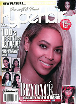 Hype Hair Magazine features Hairstyles from Universal Salons ...