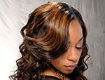 Wave Links Hair Studios Creates New Looks for the New Year