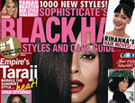Universal Salons Gets a WHOPPING 37 Models Featured in Sophisticates Black Hair Styles and Care Guide