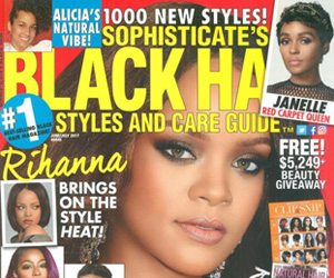 Universal Salons Gets 32 Black Hairstyles Published in May