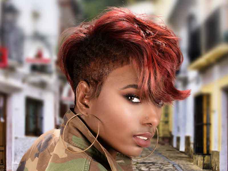 Wow!!! Over 800 Short Hairstyles For Black Women In 2019