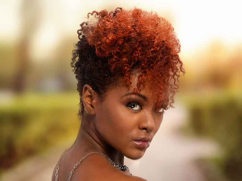 The 21 Hottest Natural Hairstyles for Black Women