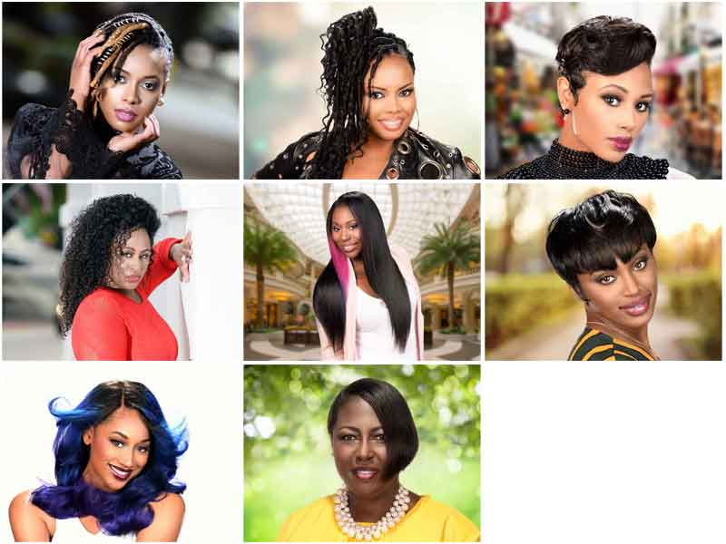 Black Hair Salons in Fayetteville, NC