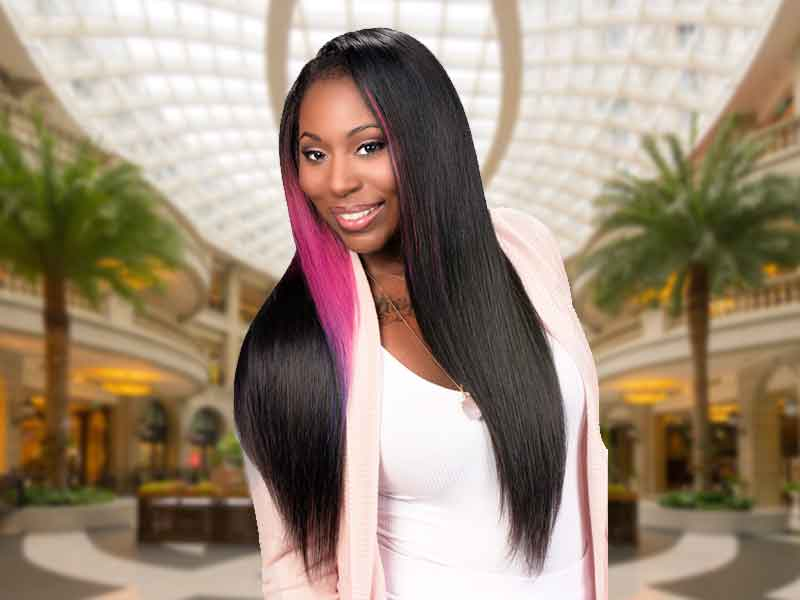 This Long Sew In Hairstyle from Denise Granberry will Rock Your World