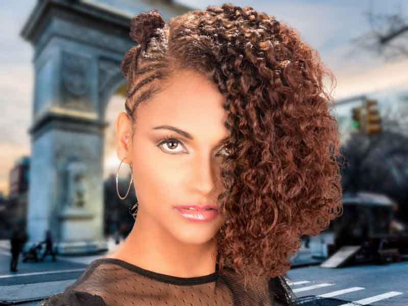 Natural Hairstyles Universal Salons Hairstyle And Hair
