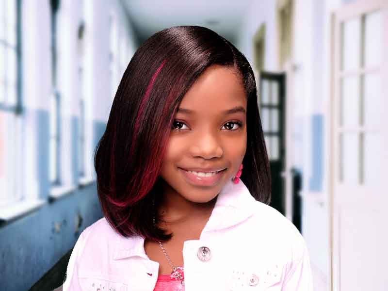 Pleasing Kids Hairstyles Archives Black Hairstyles From Americas Top Natural Hairstyles Runnerswayorg
