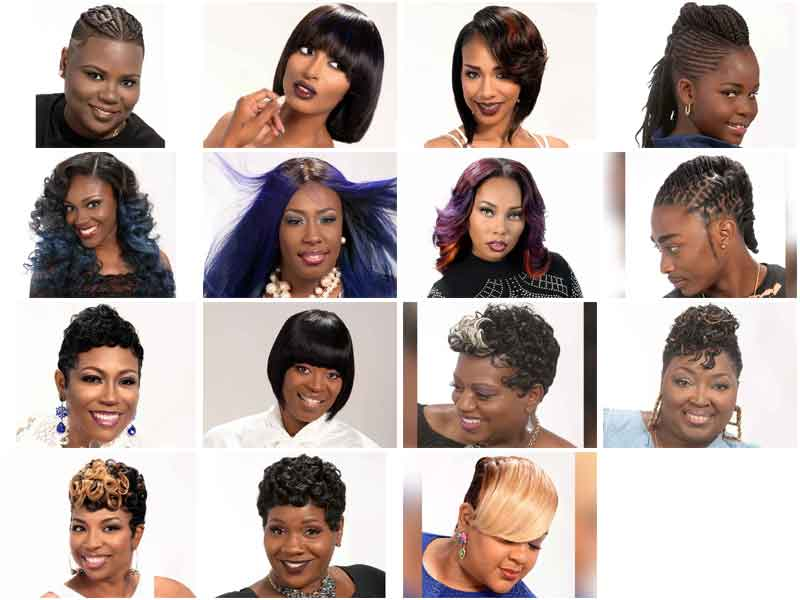 "Who Will Earn the Title ""People'sChoice Hairstyle""? You Are the Judge"