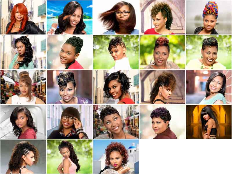 """UniversalSalons.Com Presents: """"The People's Choice Hairstyle"""" Competition"""